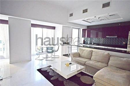 Fully furnished | Marina and Sea views