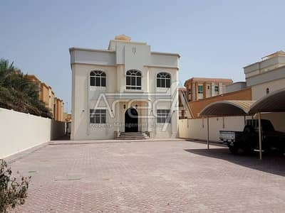 Independent Fully Remodelled 8 Bed Villa in Khalifa City A