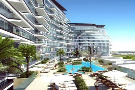 Off-Plan Luxurious Sea View Studio Flat.