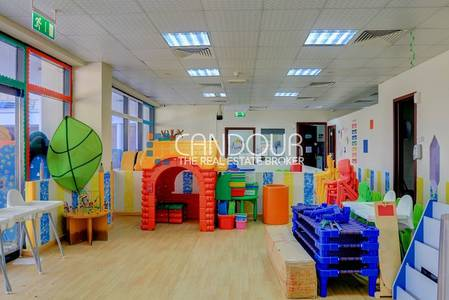 Shop for Rent in Jumeirah Lake Towers (JLT), Dubai - Fully Fitted Nursery  Full Lake Views