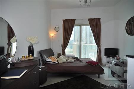 Studio for Rent in Dubai Marina, Dubai - Furnished Studio I Avail 1st November