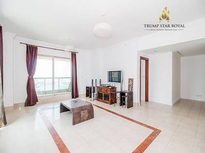 2 Bedroom Flat for Rent in Dubai Marina, Dubai - Full Marina