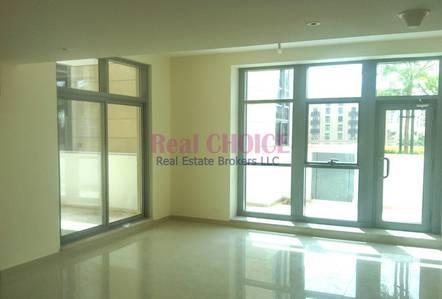 2 Bedroom Flat for Sale in Downtown Dubai, Dubai - Rented | Huge 2BR with Burj Khalifa View