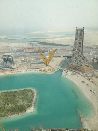 2 Bedroom Apartment for Sale in Al Reem Island, Abu Dhabi - Full Lake View 2 Bed Apt in Sigma Tower - Abu Dhabi