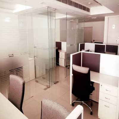 MAGNIFICENT FULLY FURNISHED OFFICES FOR RENT IN ABU DHABI CITY