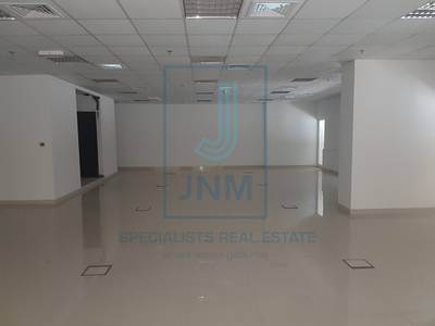 Floor for Rent in Jumeirah Lake Towers (JLT), Dubai - Fitted Full Floor In HDS Business Centre