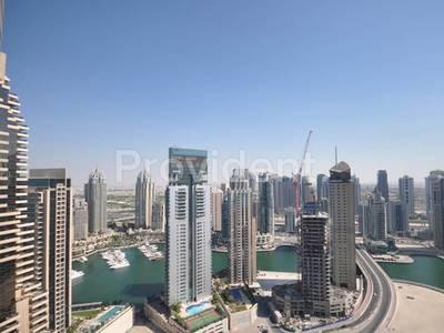 2 Bedroom Apartment for Sale in Dubai Marina, Dubai - Beautiful 2 BR with Marina and Sea Views