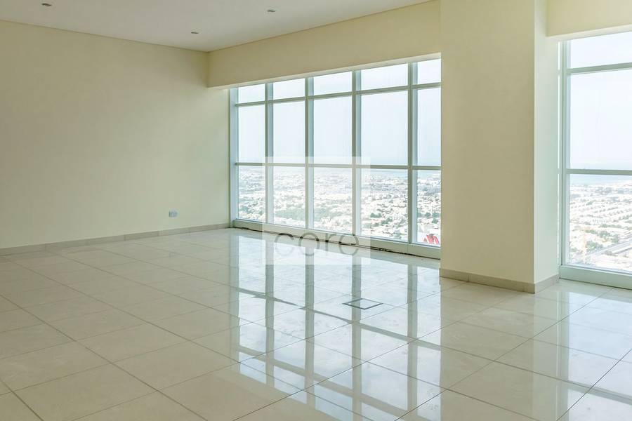 High Floor 4 Bed Sea view I Chiller Free