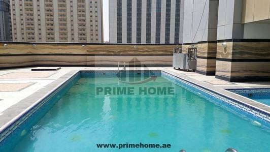 Spacious 2bhk with free swimming pool & gym only in 35k Easy Access To Dubai