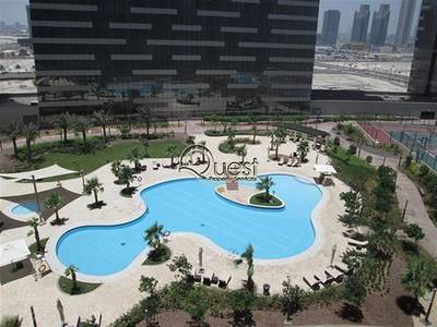 Studio for Rent in Al Reem Island, Abu Dhabi - No Commission! Studio w/ Parking & Facilities in ARC Tower