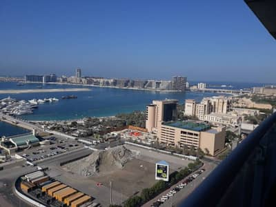 2BR/ WITH STUNNING SEA VIEW IN PRINCESS TOWER DUBAI MARINA FOR JUST 115K ONLY