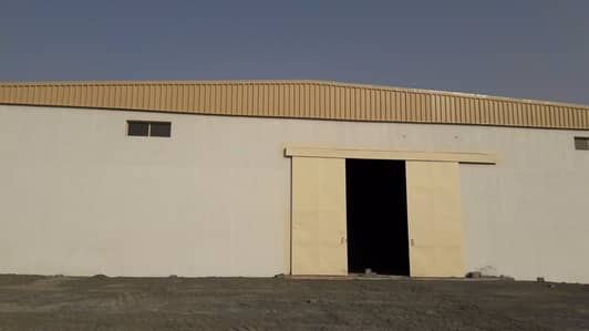 Booking started Brand New..! Warehouses in different sizes ( Under construction )