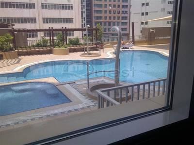 Studio for Rent in Al Nahyan, Abu Dhabi - Studio with balcony in Al Nahayan