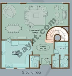 Ground Floor - 3BR