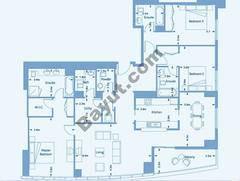 Suite 2 Level (3-36) 3 Bedroom