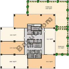 Typical Offices Plan 1