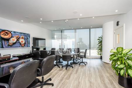 Floor for Sale in Business Bay, Dubai - Full Floor Office I Mid Floor I DED Lic