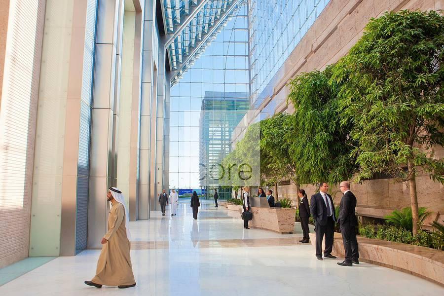 10 Luxurious|Grade A office in Al Maryah Island
