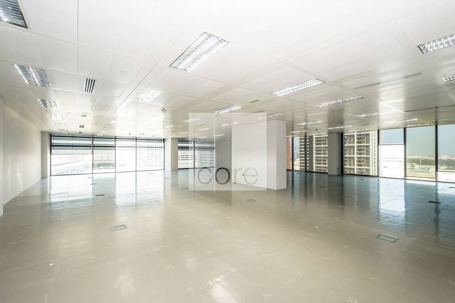 2 Full Floor| fitted office in Khaleej Al Arabi