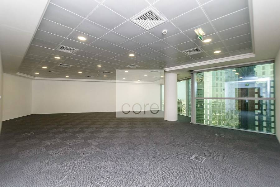 Spacious fitted office in Central Park