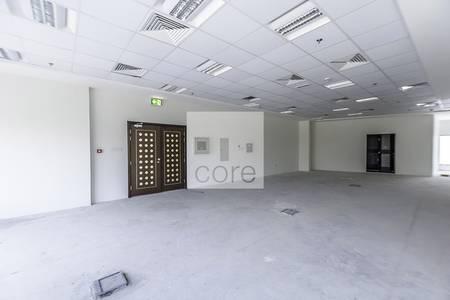 Office for Rent in Umm Suqeim, Dubai - Full floor office for rent in Indigo Sky