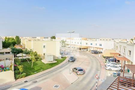 3 Bedroom Villa for Sale in Al Reef, Abu Dhabi - Community view Arabian style in  Al Reef