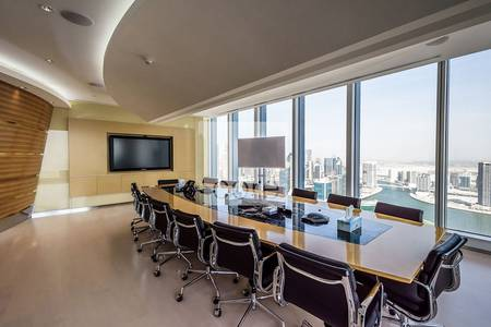 Floor for Sale in Business Bay, Dubai - Exceptional I Full Floor Office I Fitted