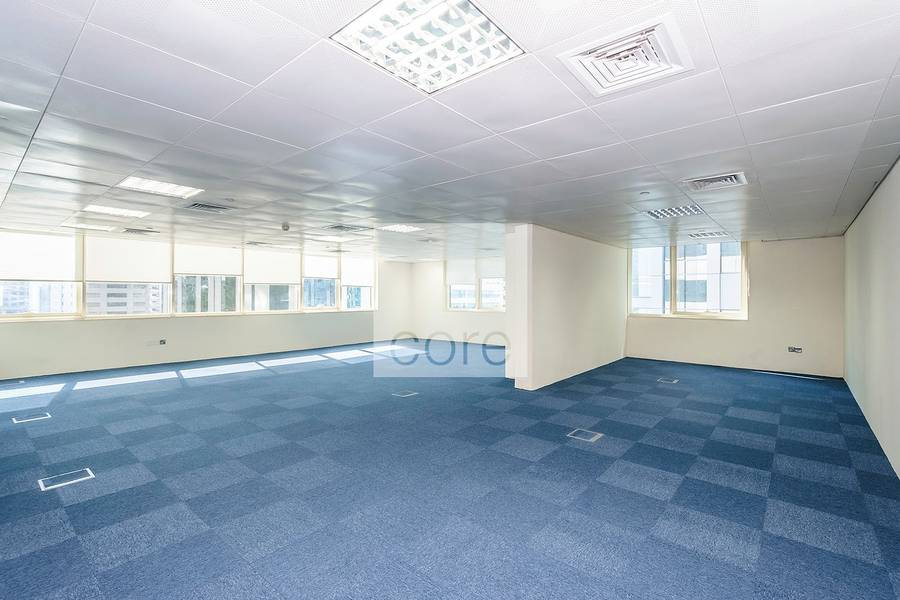 Fitted with partition office in Electra St