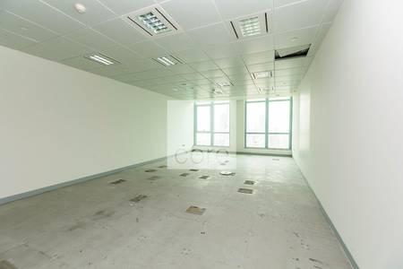 مکتب  للايجار في شارع الكورنيش، أبوظبي - Fully fitted office  sea view  Corniche