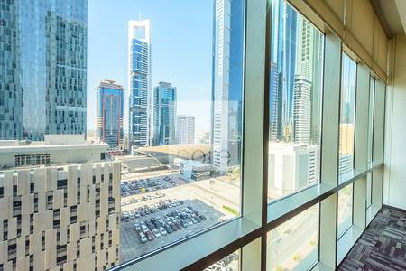 Office for Rent in DIFC, Dubai - Fitted office for rent | Liberty House