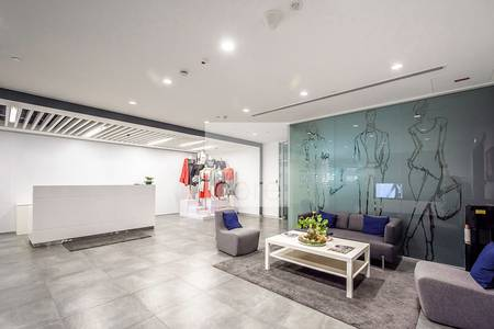 Office for Rent in Dubai Marina, Dubai - Available fitted office in prime location