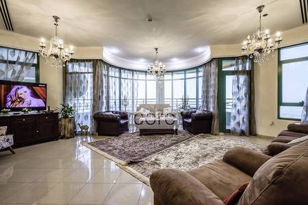 4 Bedroom Flat for Sale in Dubai Marina, Dubai - Sea Views l Exclusive l 4 Bed Plus Maids