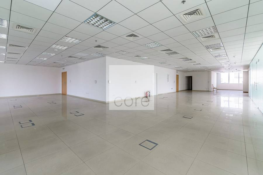 10 Large fully fitted office  Al Najda Street