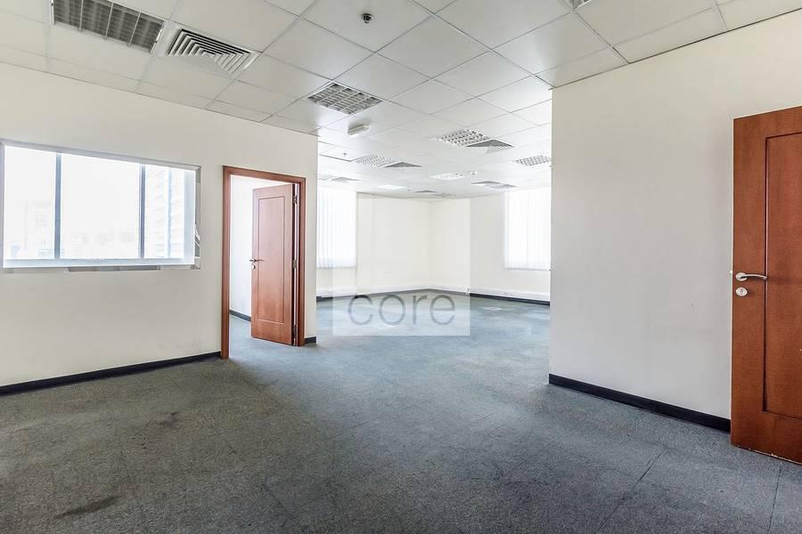 Smart layout fitted office Al Najda Street