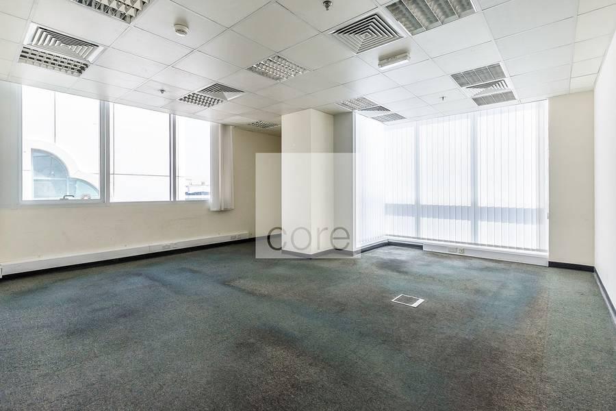 10 Smart layout fitted office Al Najda Street