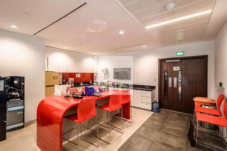 Office for Rent in Dubai Marina, Dubai - Fitted office in prime location for rent