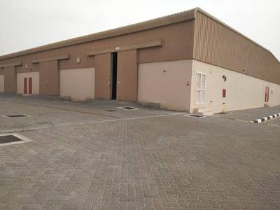 Warehouse for Rent in Emirates Industrial City, Sharjah - New warehouses@ 20/sqft size 8,870 sqft,14,671 sqft, 23,540 sqft, 47,000 sqft in EIC{Sajja} Sharjah