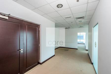 Office for Rent in Al Quoz, Dubai - High standard fitted office vacant in GDP