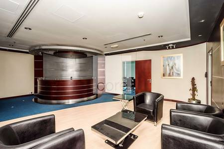 Office for Rent in Al Quoz, Dubai - Fully fitted and furnished offices in GDP