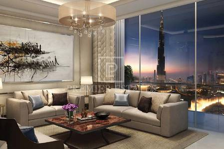2 Bedroom Apartment for Sale in Downtown Dubai, Dubai - EXCLUSIVE-Burj Khalifa Fountain view 2BR