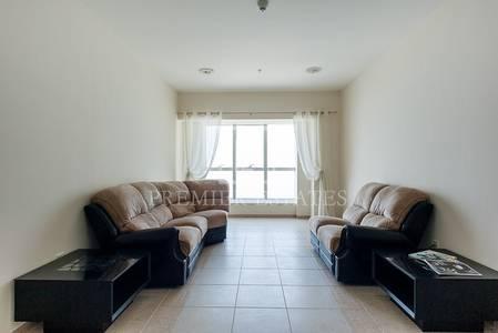 2 Bedroom Flat for Rent in Dubai Marina, Dubai -  Sea views
