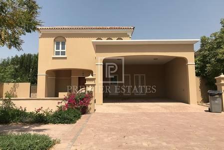 4 Bedroom Villa for Rent in Umm Al Quwain Marina, Umm Al Quwain - Border Unit Villa - Biggest built up Area