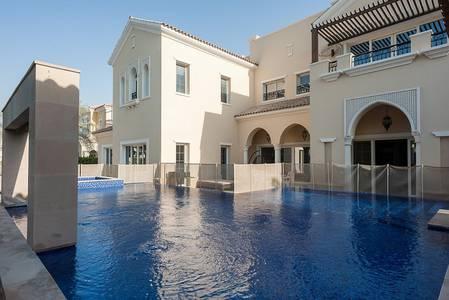 7 Bedroom Villa for Sale in Arabian Ranches, Dubai - Villa with Private Pool overlooking Polo Club