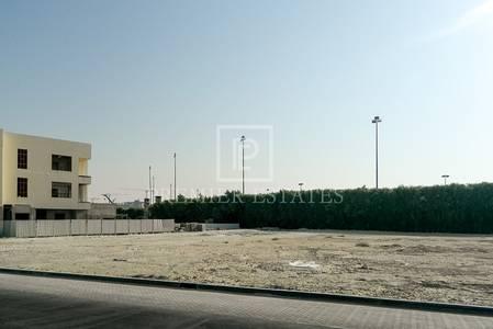 Plot for Sale in Arjan, Dubai -  Commercial Plot next to Miracle Garden