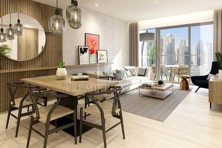 1 Bedroom Flat for Sale in Dubai Marina, Dubai - Corner Unit I Great Investment I Skyline
