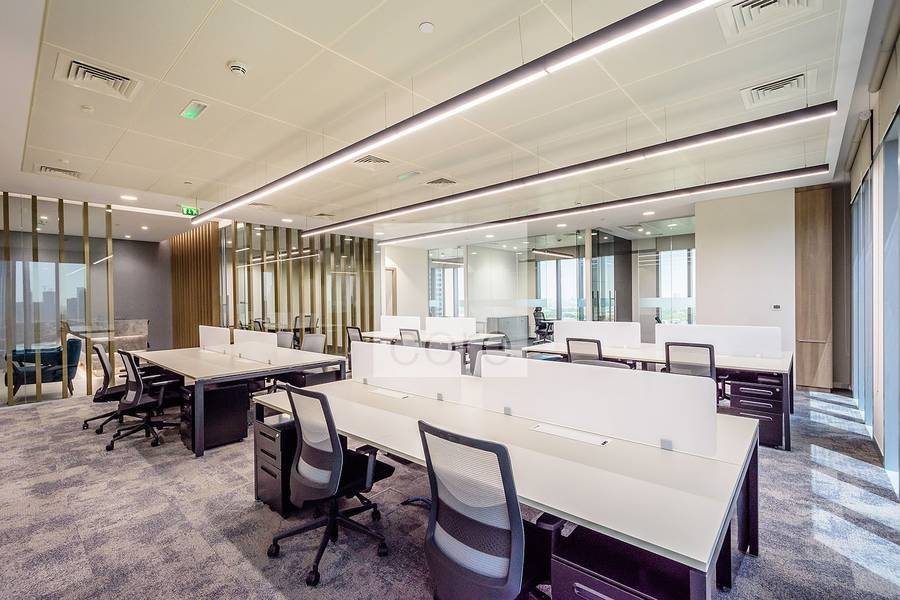 Exceptional Fully Fitted Office in DIFC