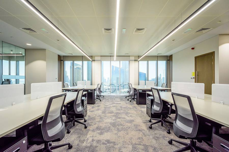 2 Exceptional Fully Fitted Office in DIFC