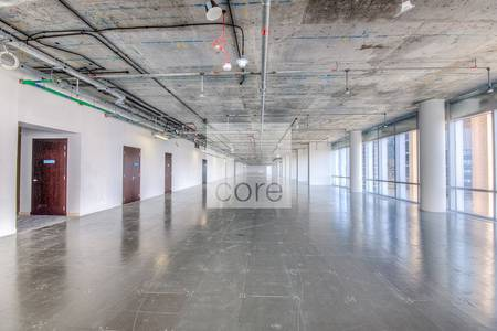 Office for Sale in DIFC, Dubai - Ample parking semifitted office Burj Daman