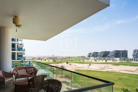 2 Bedroom Flat for Rent in DAMAC Hills (Akoya by DAMAC), Dubai - Corner Unit - Stunning 2BR - Closed Kitchen