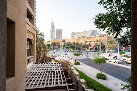 2 Bedroom Flat for Rent in Old Town, Dubai - Fully furnished 2BR Yansoon Dubai Mall View
